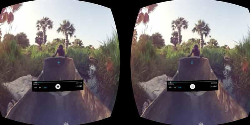 Virtual-Reality-Browser für Gear VR ab sofort kostenlos verfügbar.