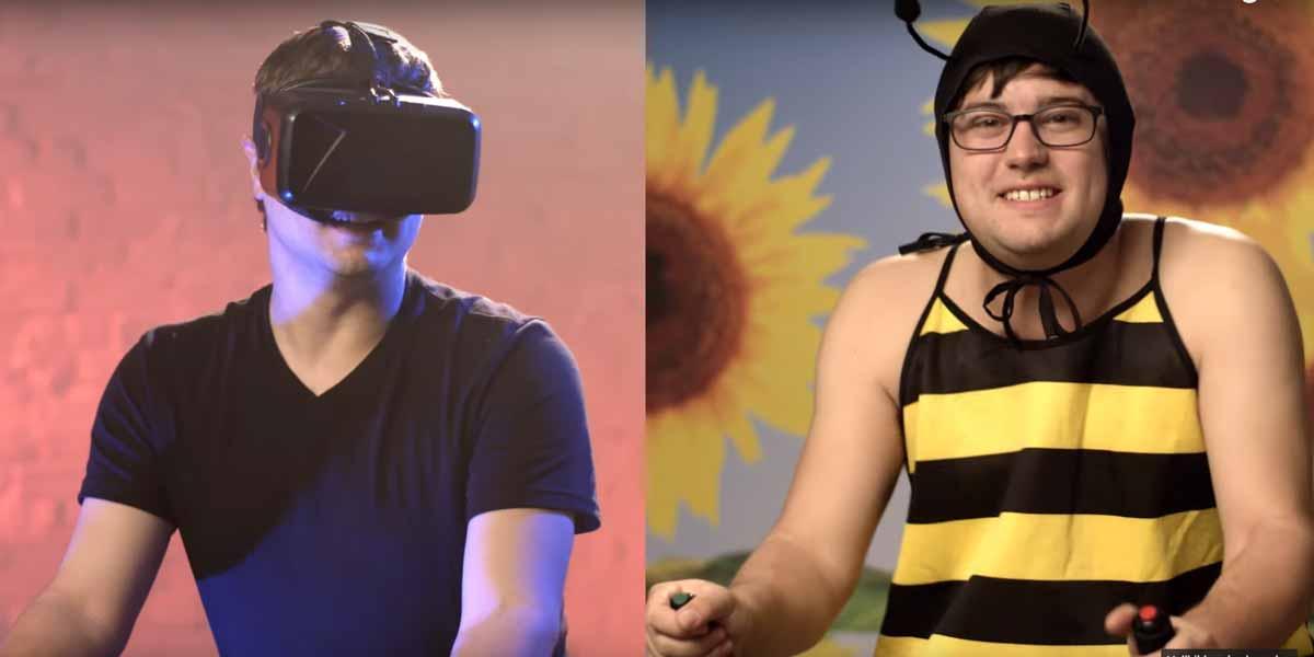 VirZOOM vereint Heimtraining mit Virtual Reality.