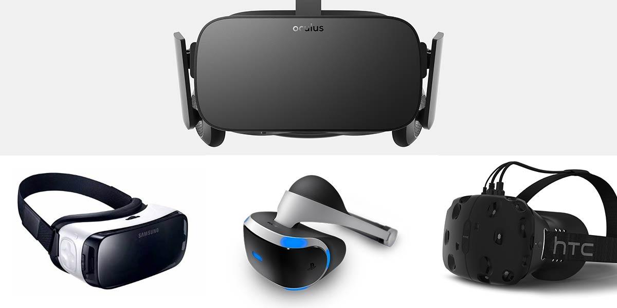 VR-Brillen - welche setzt sich in 2016 durch?