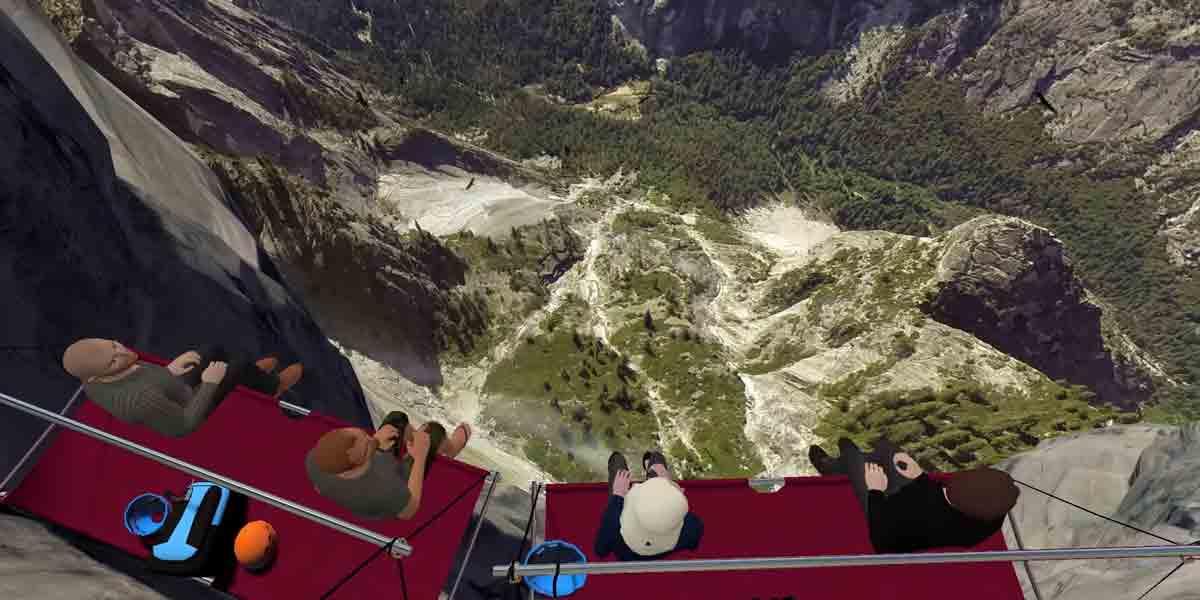 vTime bringt soziales Miteinander in die virtuelle Realität.