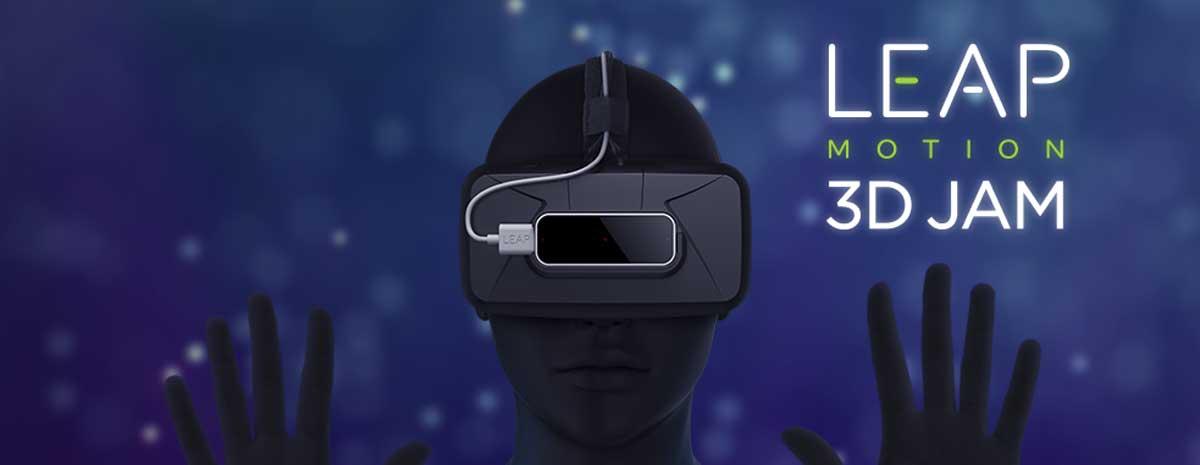 Leap Motion: Gewinner des 3D-Jams
