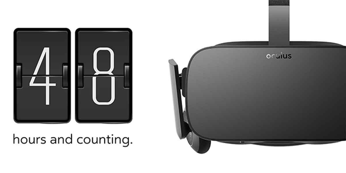 Oculus-Rift Pre-Prder ab 6. Januar