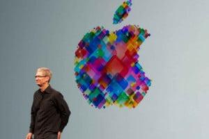 Tim Cook möchte ob der ganzen Potenziale von Augmented Reality laut rufen und schreien, so begeistert ist der Apple-Chef.