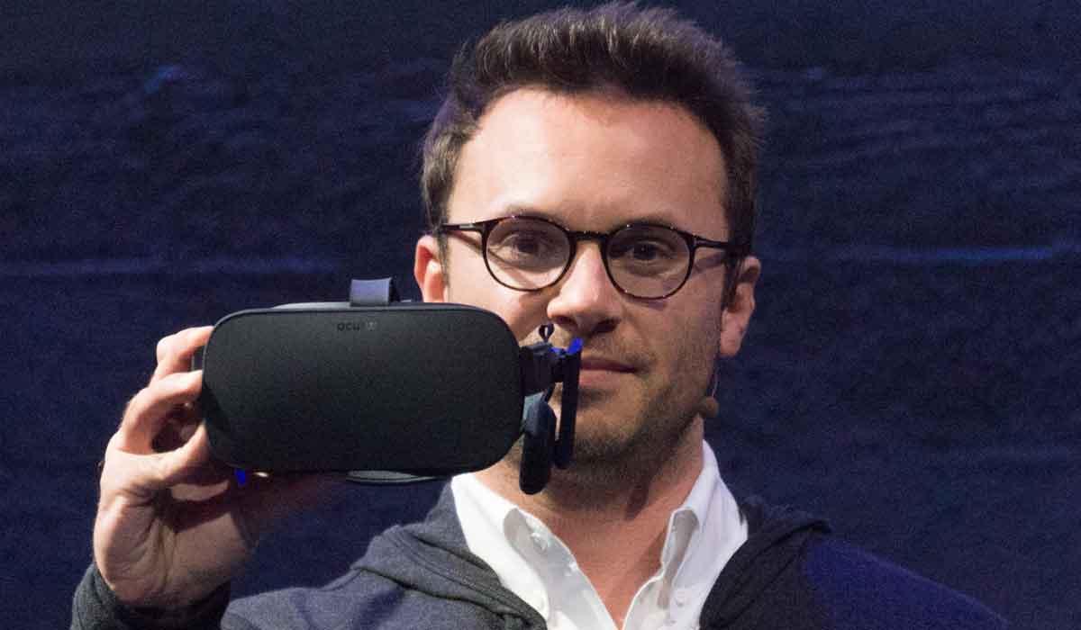"Brendan Iribe von Oculus VR: ""Virtual Reality wird langfristig social."""
