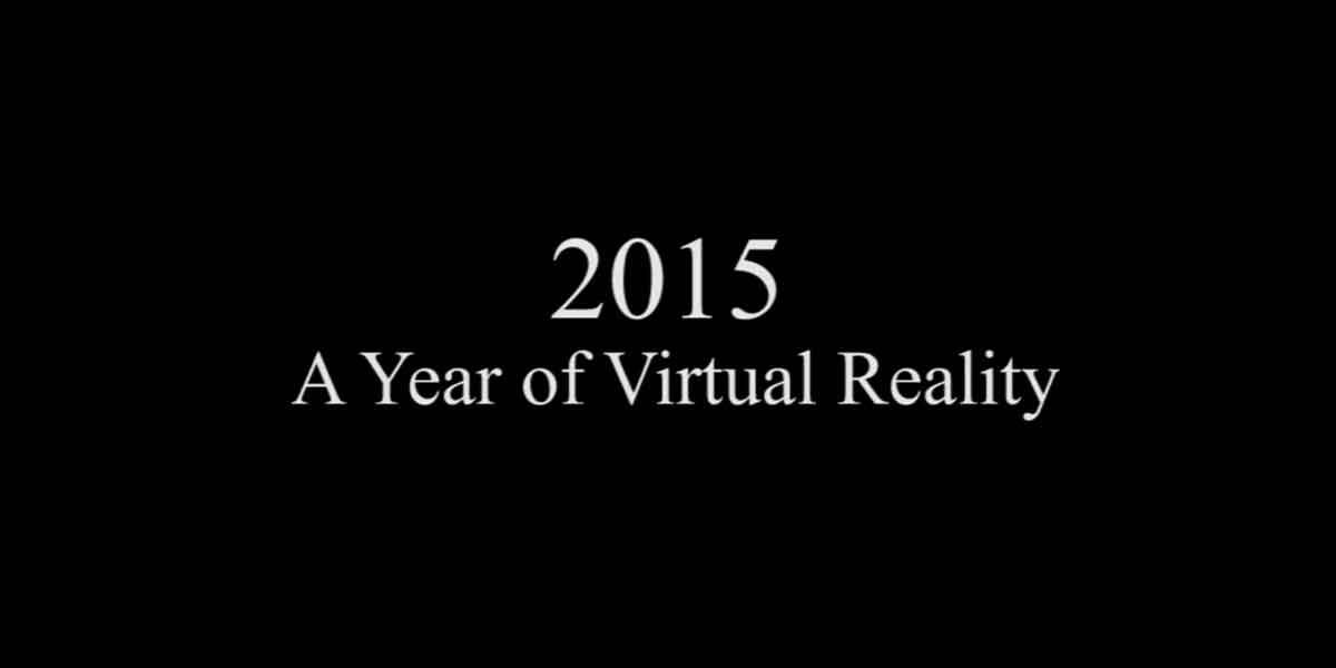 Virtual Reality: Highlights aus 2015