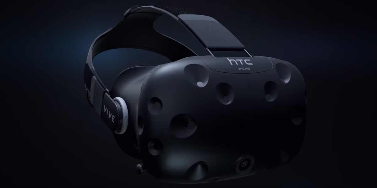 Virtual Reality: Neuer HTC Vive Pre Trailer