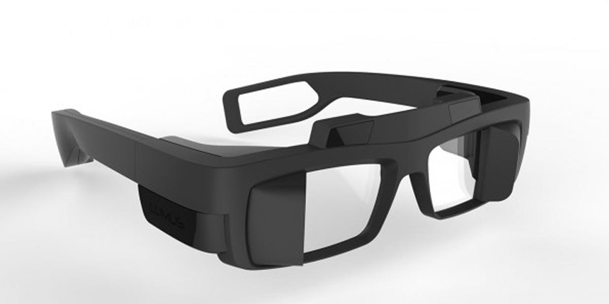 Lumus DK-50 ist eine Augmented-Reality-Brille, die Hololens in den Schatten stellen könnte.