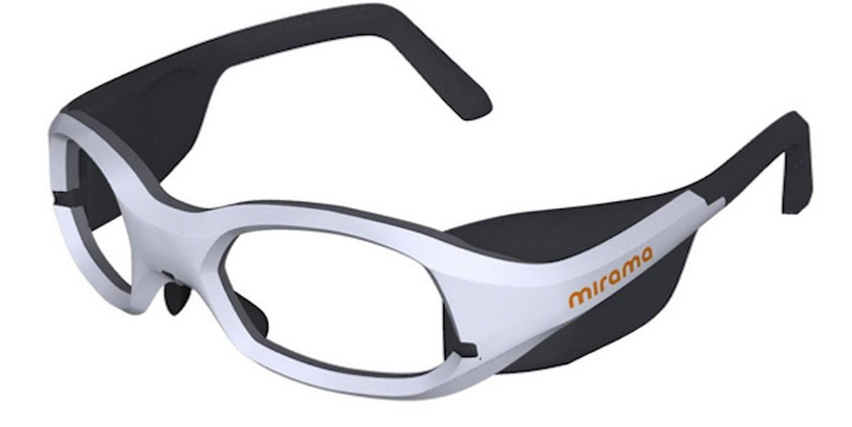 Die Datenbrille Mirama soll 2017 als Konsumer-Version mit kleinem tragbaren Computer auf den Markt kommen.