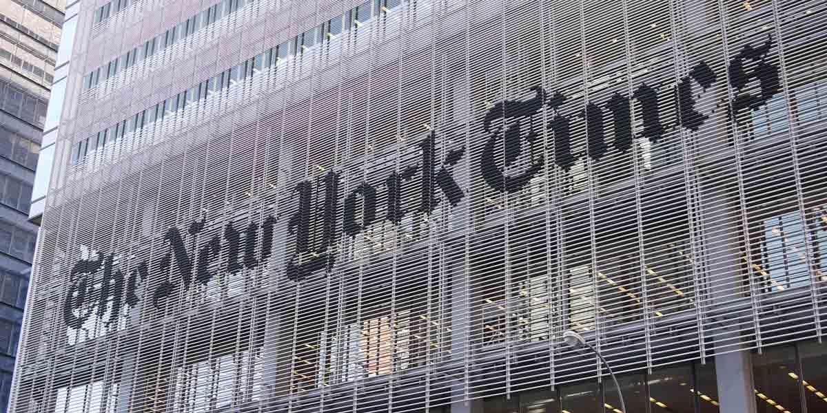 Die New York Times investiert weiter in Virtual Reality und kündigt sechs neue interaktive Virtual-Reality-Serien an.