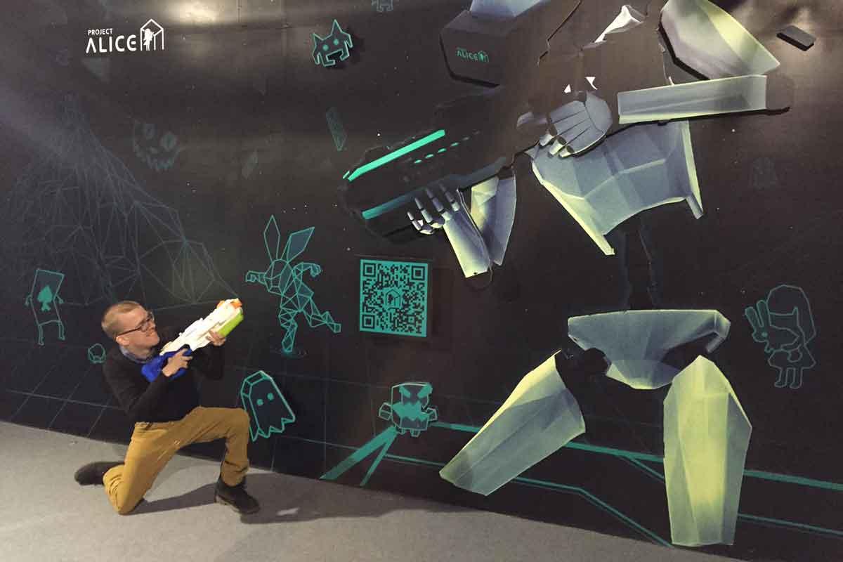 Noitom entwickelt neue Interfaces für Virtual Reality.