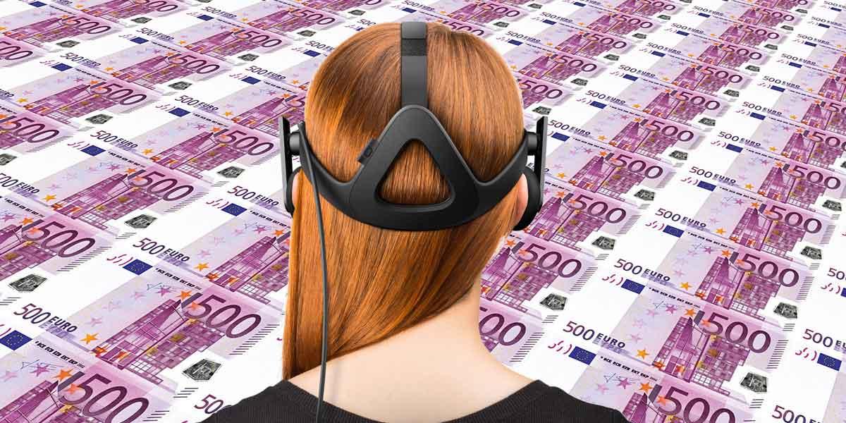 Oculus-Rift-Erfinder Palmer Luckey erklärt, warum die VR-Brille so teuer ist.