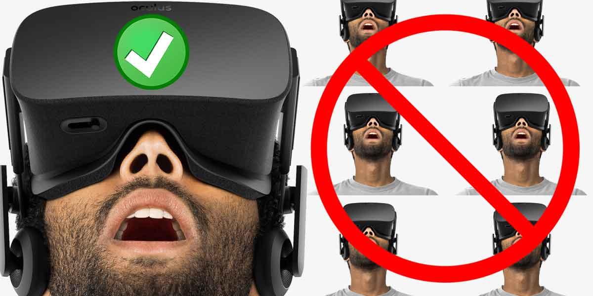 Oculus Rift - die VR-Brille wurde nie für den Massenmarkt konzipiert.