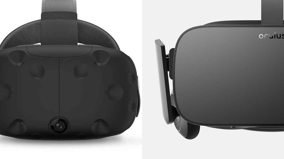 Oculus Rift oder HTC Vive - welche VR-Brille kann mehr?