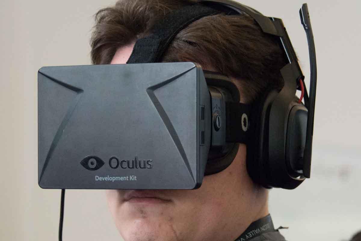 700 Millionen US-Dollar schwer, trotzdem noch gestresst: Oculus-Chef Palmer Luckey.