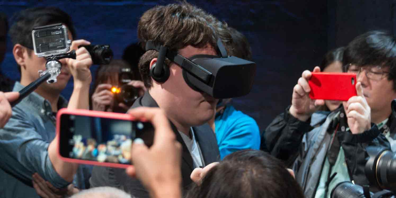 Wer heute der Virtual Reality das Erfolgspotenzial abspricht, wird laut Oculus-Mitgründer Palmer Luckey in Zukunft dumm dastehen.