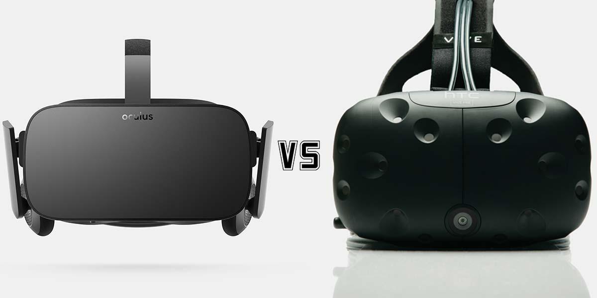 In den zurückliegenden acht Wochen haben wir uns intensiv mit Oculus Rift und HTC Vive beschäftigt. Welche VR-Brille ist besser?