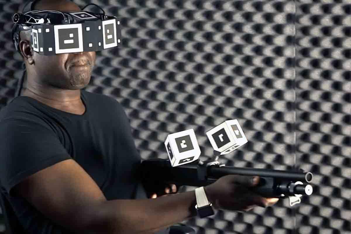 Die Starbreeze Studios wollen sich der übermächtigen Konkurrenz von HTC und Oculus VR mit einem weiten Sichtfeld und maximaler Immersion erwehren.