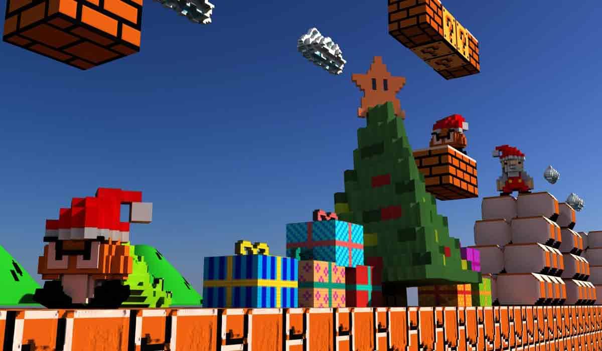 Super Mario trifft Virtual Reality im 360-Video