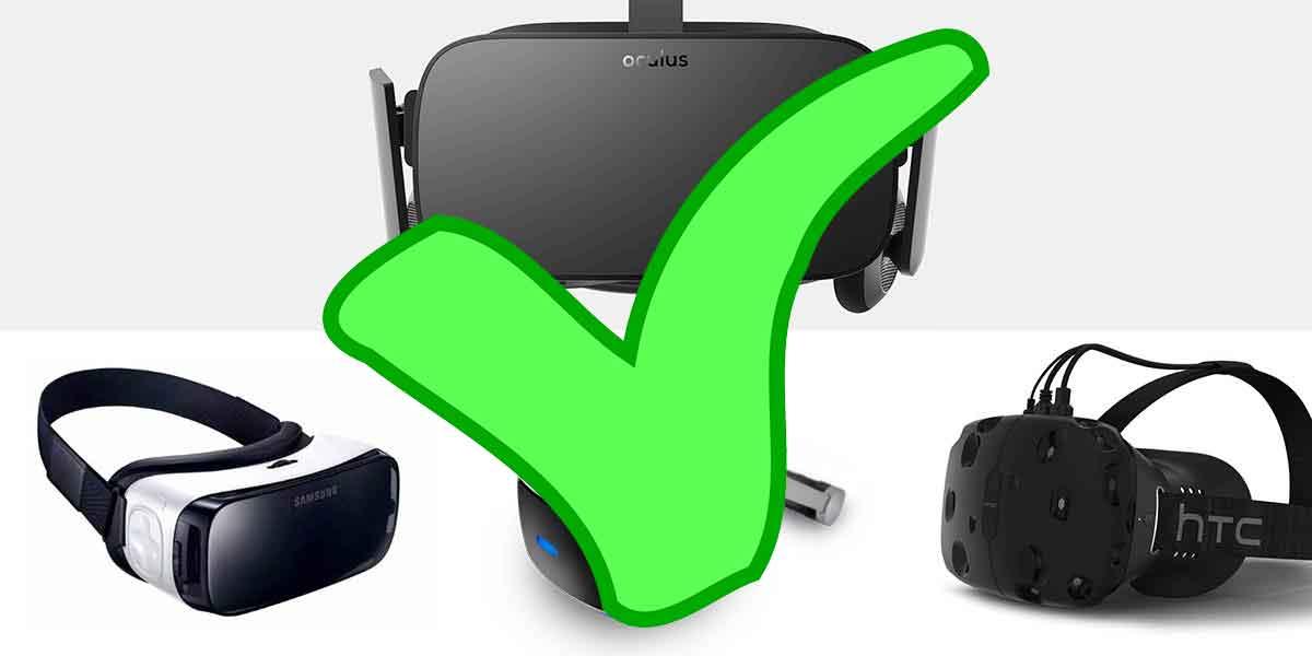 Drei Gründe, warum 2016 unbedingt eine VR-Brille kaufen sollte.