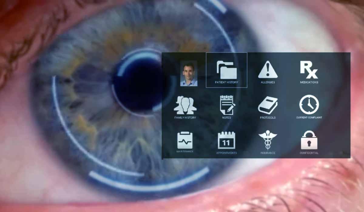 Magic Leap setzt offenbar auf die Eye-Tracking-Technologie von Eyefluence. Die Ingenieure verknüpfen Eye-Tracking mit Eye-Scanning.