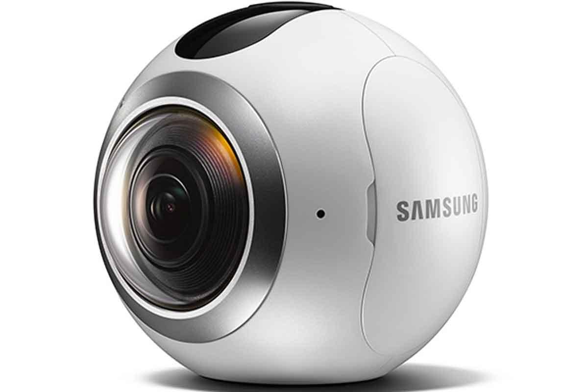 Virtual Reality: Neue 360-Kamera von Samsung