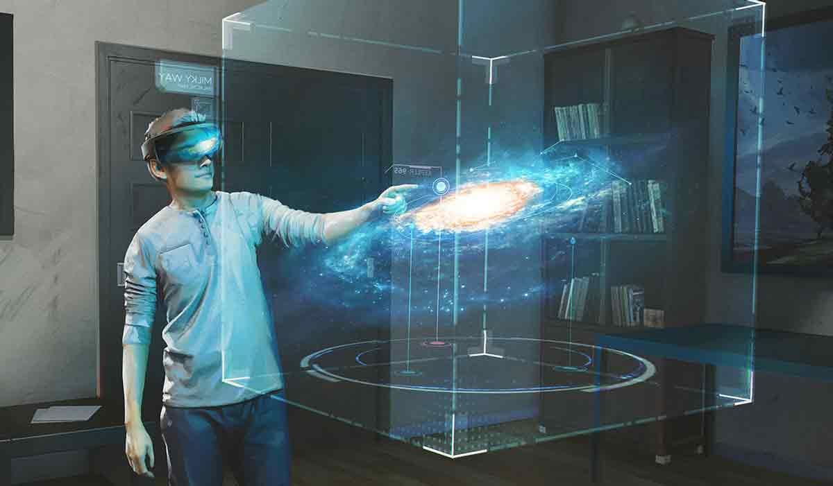 """Hololens: Update zu """"Galaxy Explorer"""""""