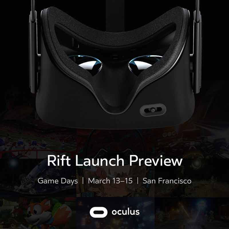Auf einem Oculus-Preview-Event soll der Fokus auf Mehrspieler-Erfahrungen in Virtual Reality liegen.