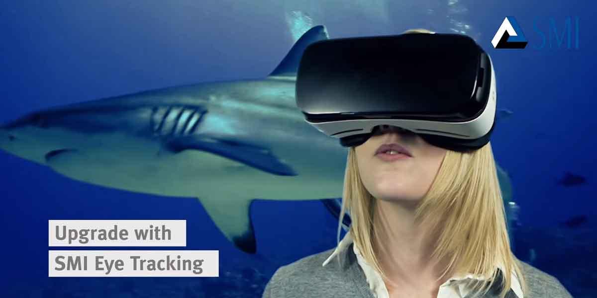 Virtual Reality: Eye-Tracking auch für mobile VR-Brillen