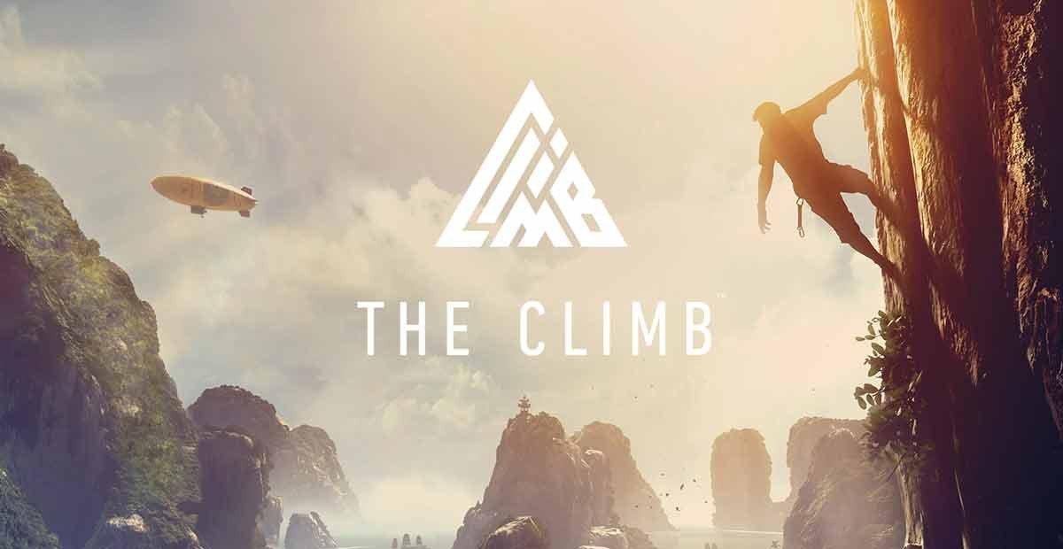 Bei Cryteks The Climb für Oculus Rift müssen die neuen Oculus-Touch-Controller beweisen, ob sie mehr können als das herkömmliche Gamepad.