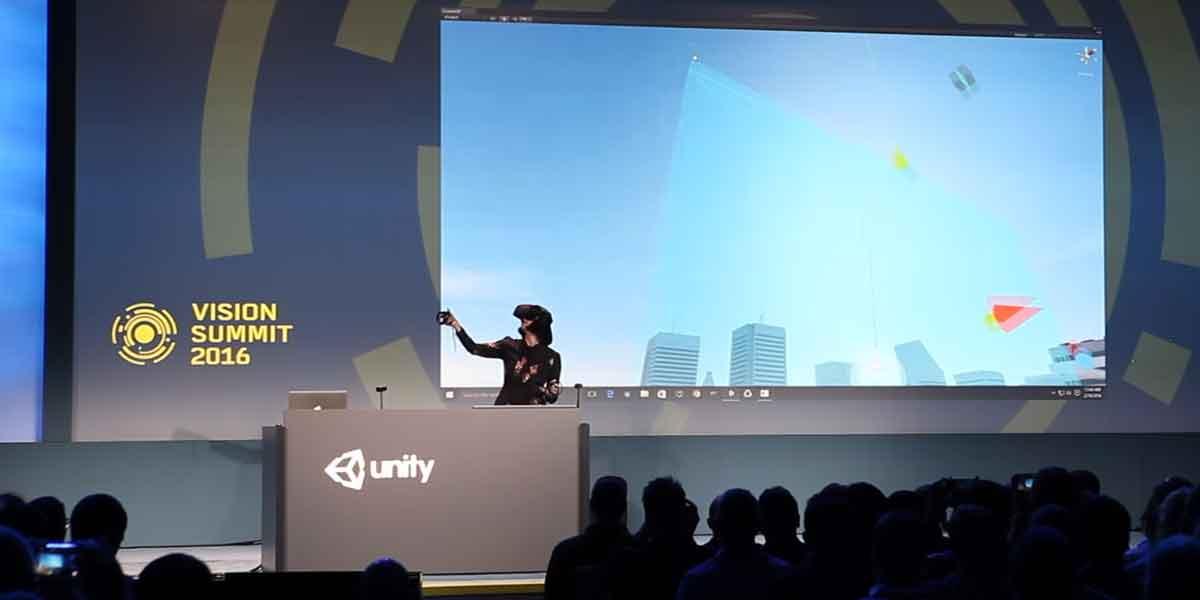 Unity: Virtual-Reality-Editor ist ab dem 15. Dezember verfügbar