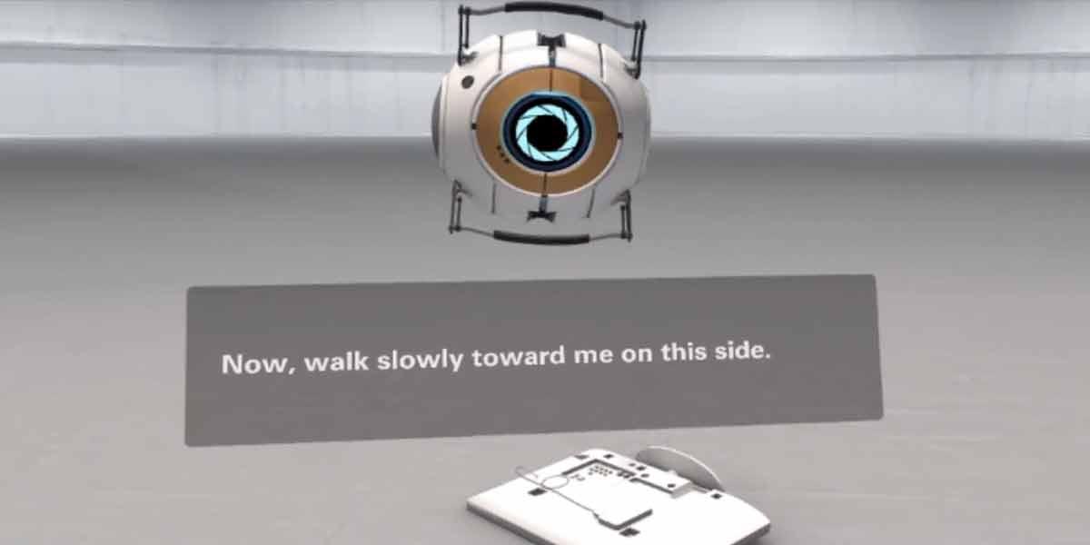 HTC Vive: Video zeigt neues SteamVR-Tutorial