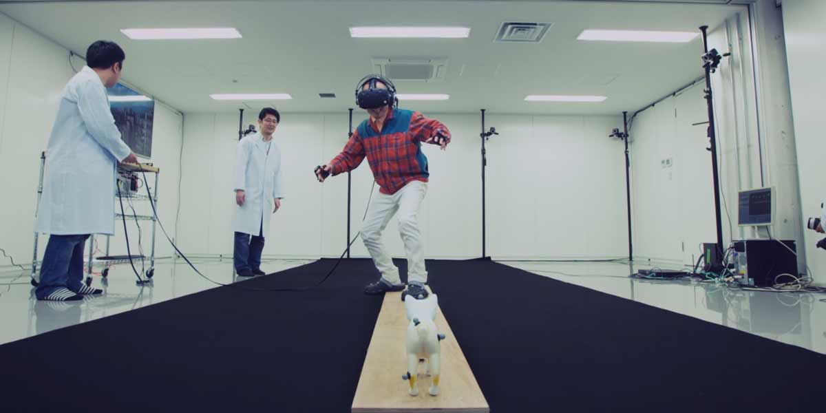Virtual Reality: Bandai Namco baut High-End Spielhalle in Tokio