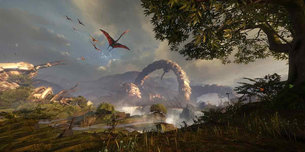 "Oculus Rift: ""Back to Dinosaur Island 2"" kostenlos verfügbar"