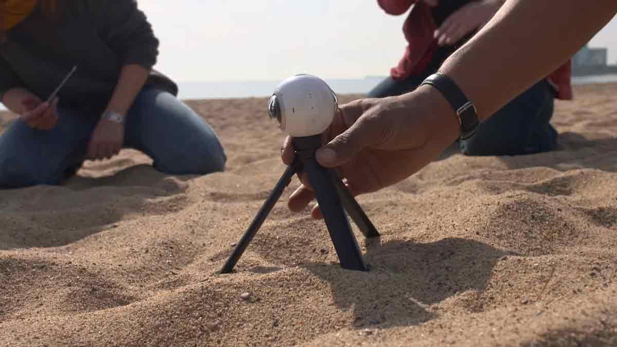 Samsungs neuer Spot für Gear 360: Den Urlaub erneut erleben