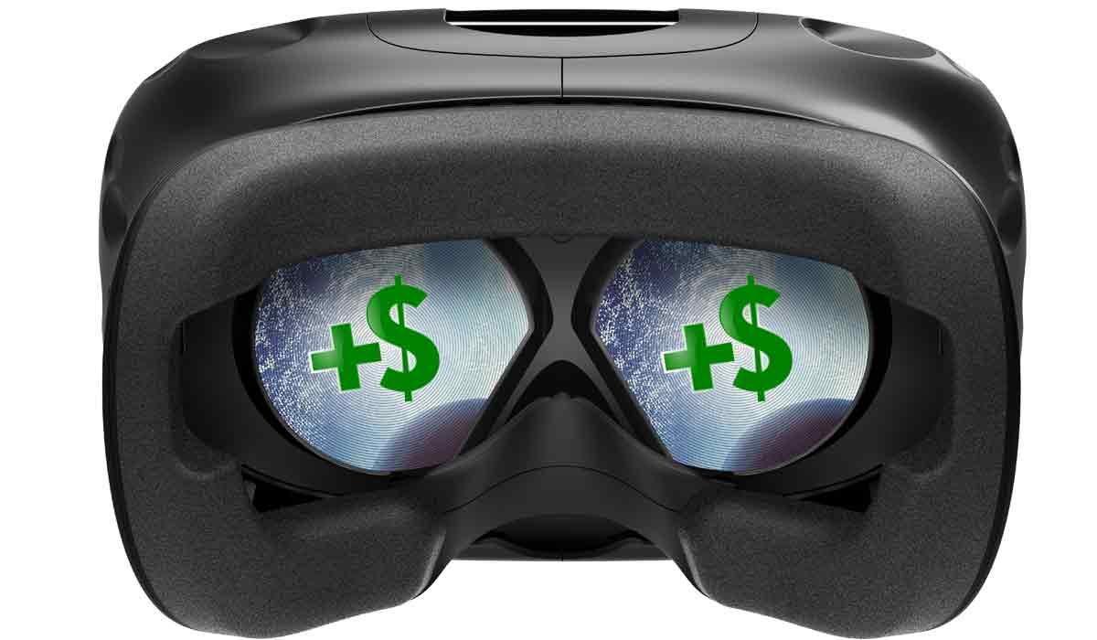 Innerhalb nur eines Jahres wandelt sich die VR-Brille Vive von einem vermeintlichen Gimmick in ein wichtiges Produkt im HTC-Portfolio.
