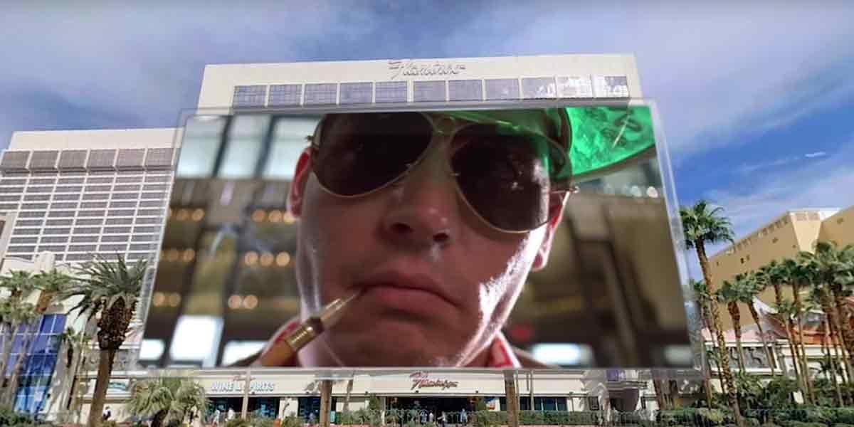 Virtual-Reality-Video: Besucht berühmte Drehorte in Las Vegas