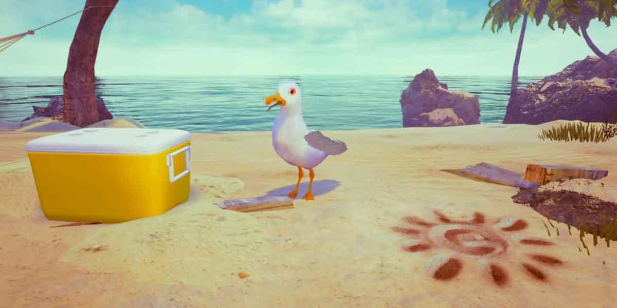 Oculus Rift und HTC Vive: Interaktiver VR-Kurzfilm Gary the Gull verfügbar