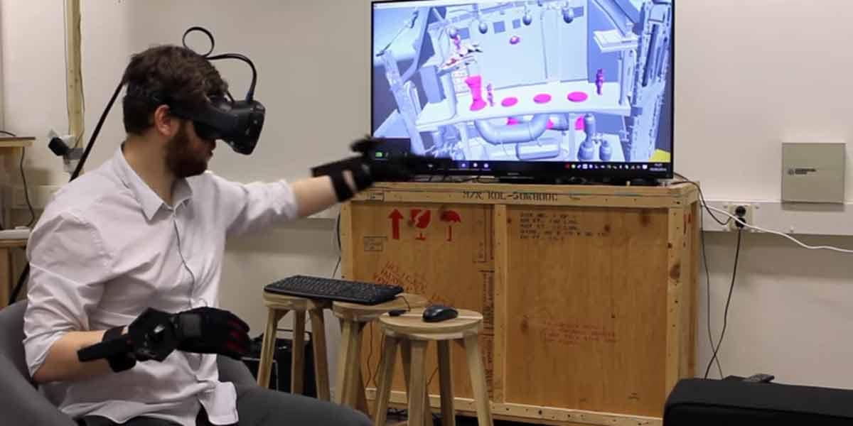 Virtual Reality: Manus VR-Handschuhe ab Q2 vorbestellbar, neuer Trailer