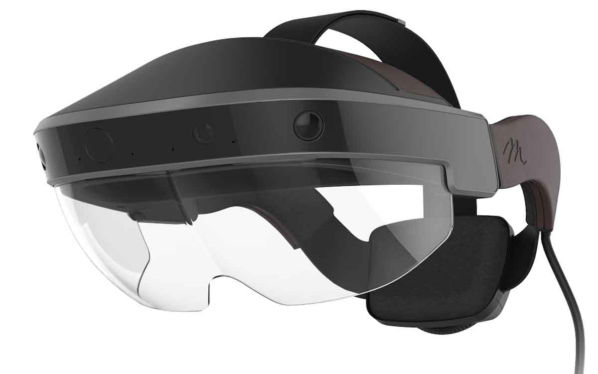Nach Oculus Rift, HTC Vive und Hololens noch etwas Spielgeld übrig? Vielleicht darf es ja die Entwicklerversion der neuen Meta 2 Augmented-Reality-Brille sein.
