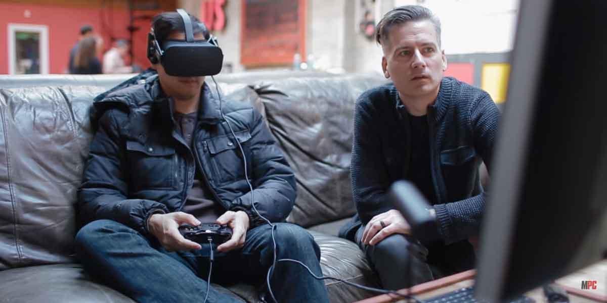Wandern ist anstrengend, sagt Jason Rubin von Oculus VR und möchte Spielern die Wahl des besten Controllers selbst überlassen.
