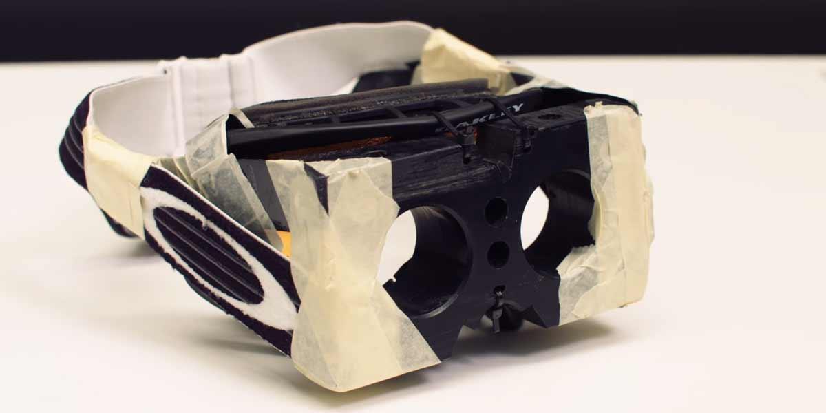 Oculus Rift: Prototypen im Wandel der Zeit