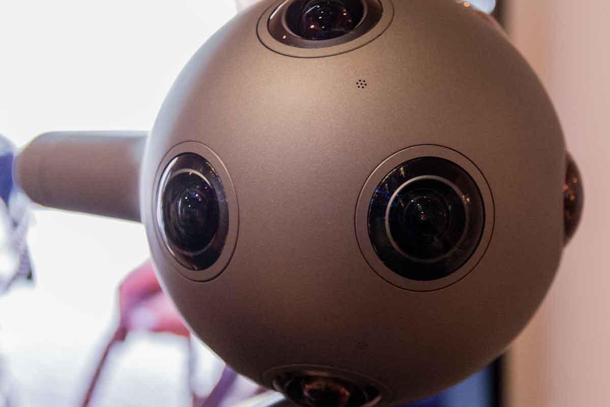 Das war ein kurzes Abenteuer: Nokia hört mit der 360-Grad-Kamera Ozo auf und zieht sich aus dem Virtual-Reality-Geschäft zurück.