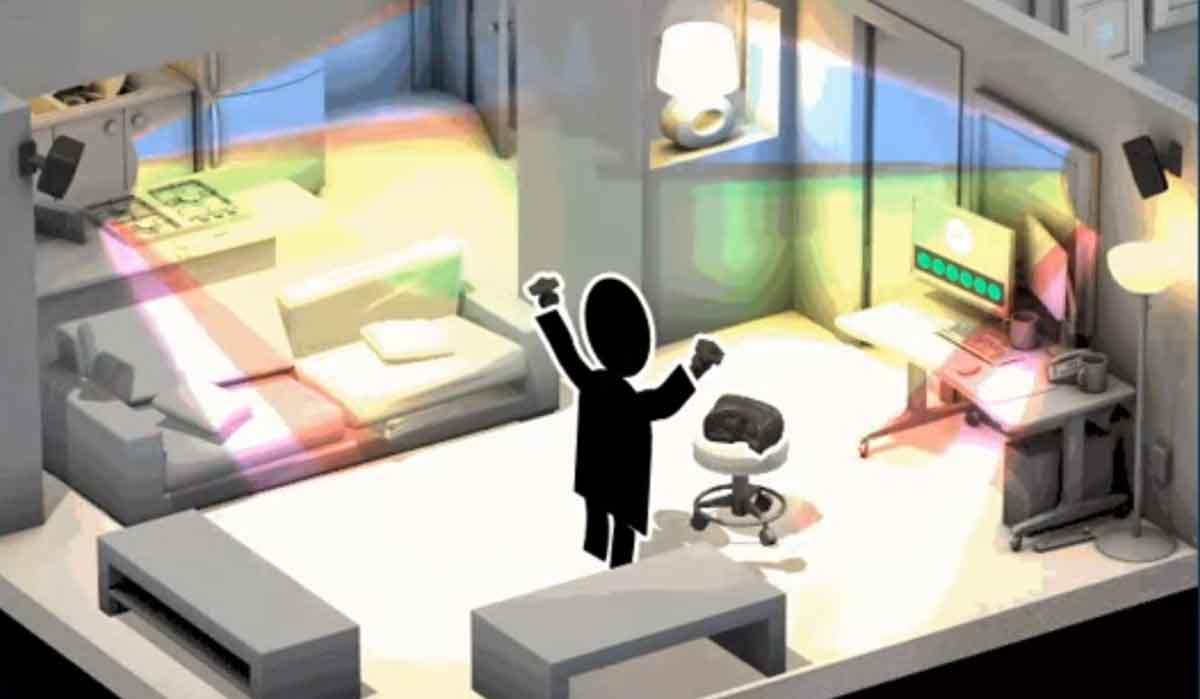 """Oculus Rift: 360-Grad-Tracking und Room-Scale-VR """"kommt vielleicht"""""""