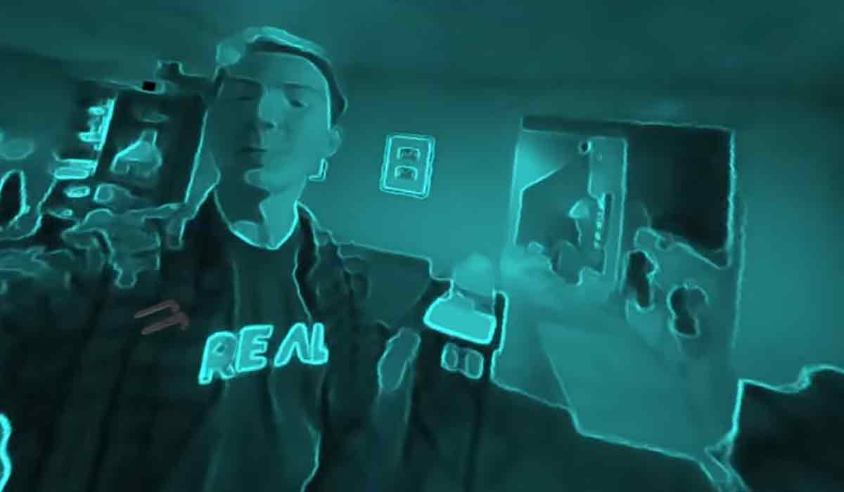 Ein Nutzer bei YouTube demonstriert ausführlich die Fähigkeiten der in Vive integrierten Kamera.