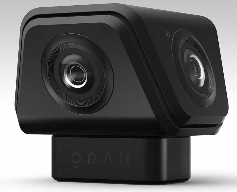 Orah 4i - neue 360-Kamera mit Livestreaming-Feature