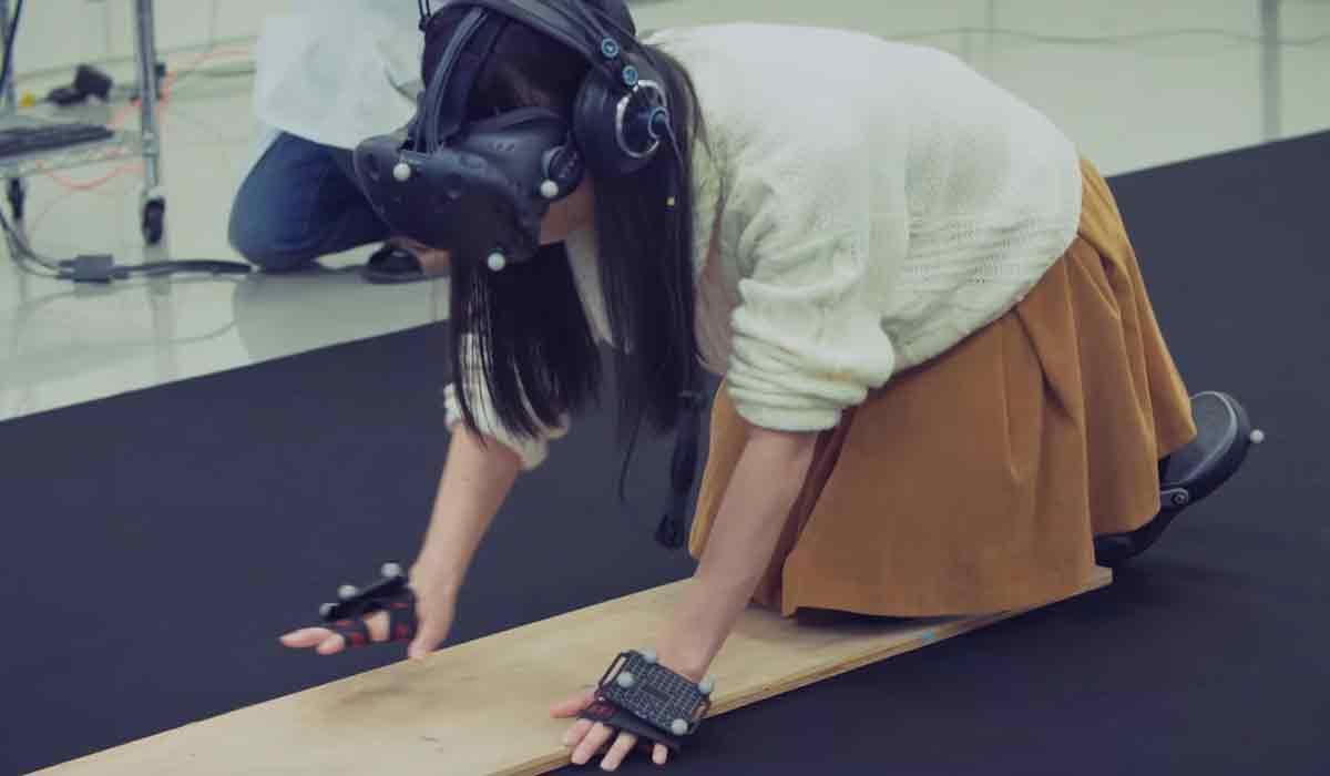 Videos aus Bandai Namcos Virtual-Reality-Spielhalle in Tokio