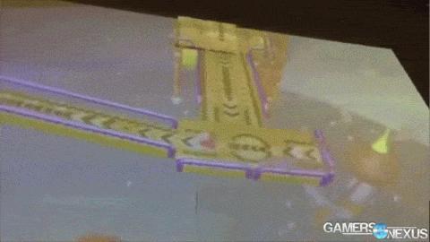 CastAR kann Augmented-Reality-Spiele auf den Wohnzimmertisch projizieren.