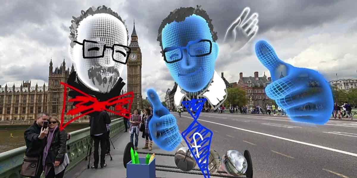 Facebook: Virtual Reality soll das sozialste Medium überhaupt werden