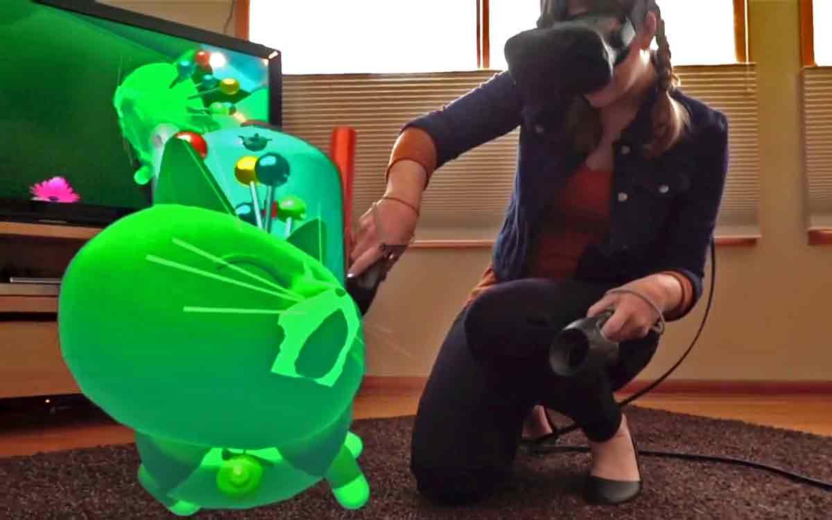 Kert Gartner, Produzent von Spieletrailern, löst fast im Alleingang das Marketingproblem der Virtual-Reality-Branche.