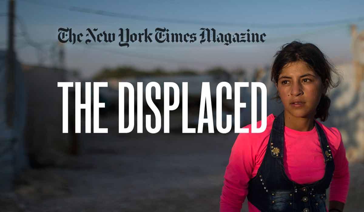 Die New York Times gehört zu den Vorreitern des VR-Journalismus. Erstmals gewinnt ein 360-Film bei den renommierten World Press Photo Awards.